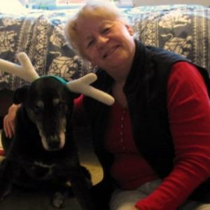 reindeer dog and Kindred Spirits client